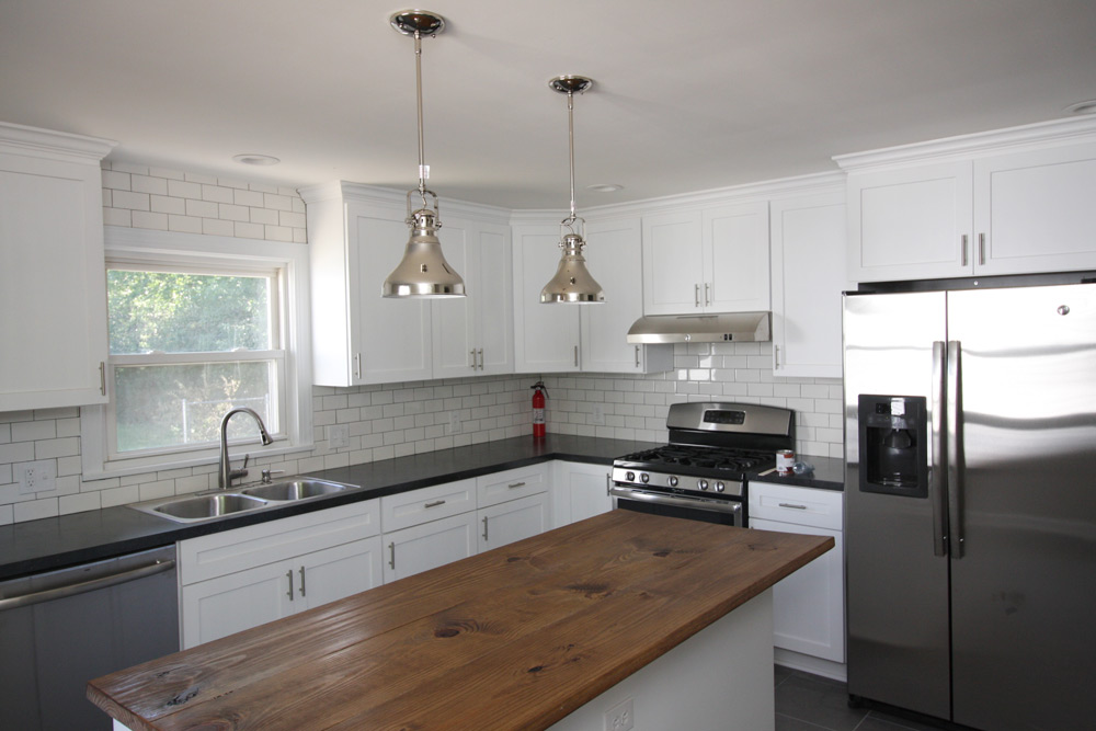 Kitchen Remodeling - Malek Construction General Contractors on bath ohio, pantry cabinets ohio, home ohio,