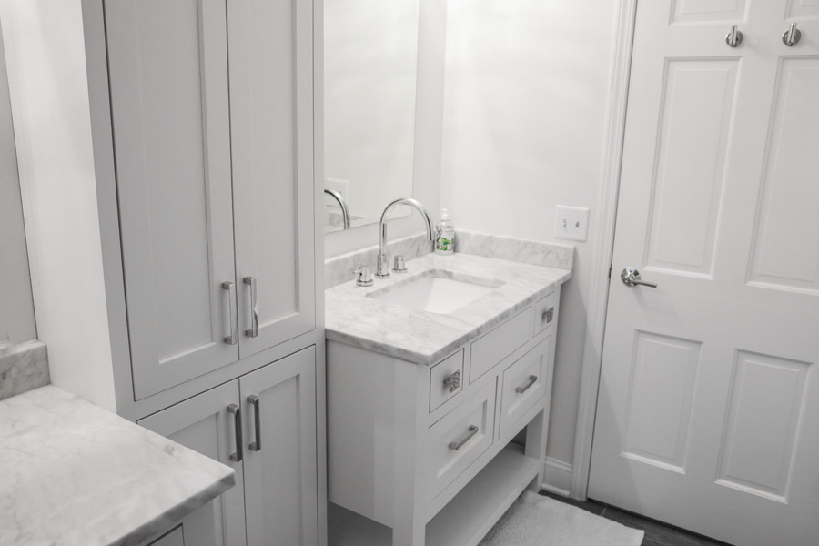 Sanctuary Bathroom Remodel