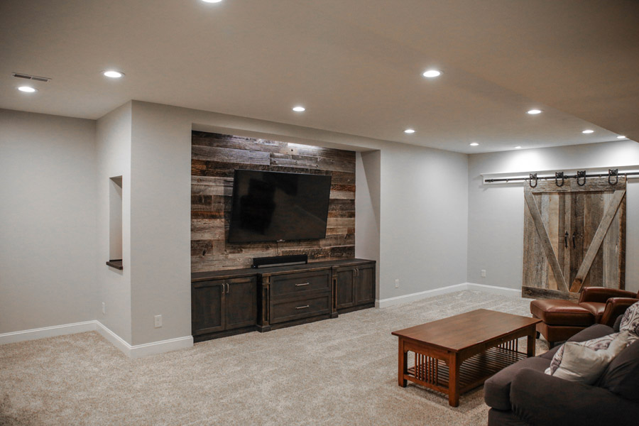 Killarney Basement Remodel
