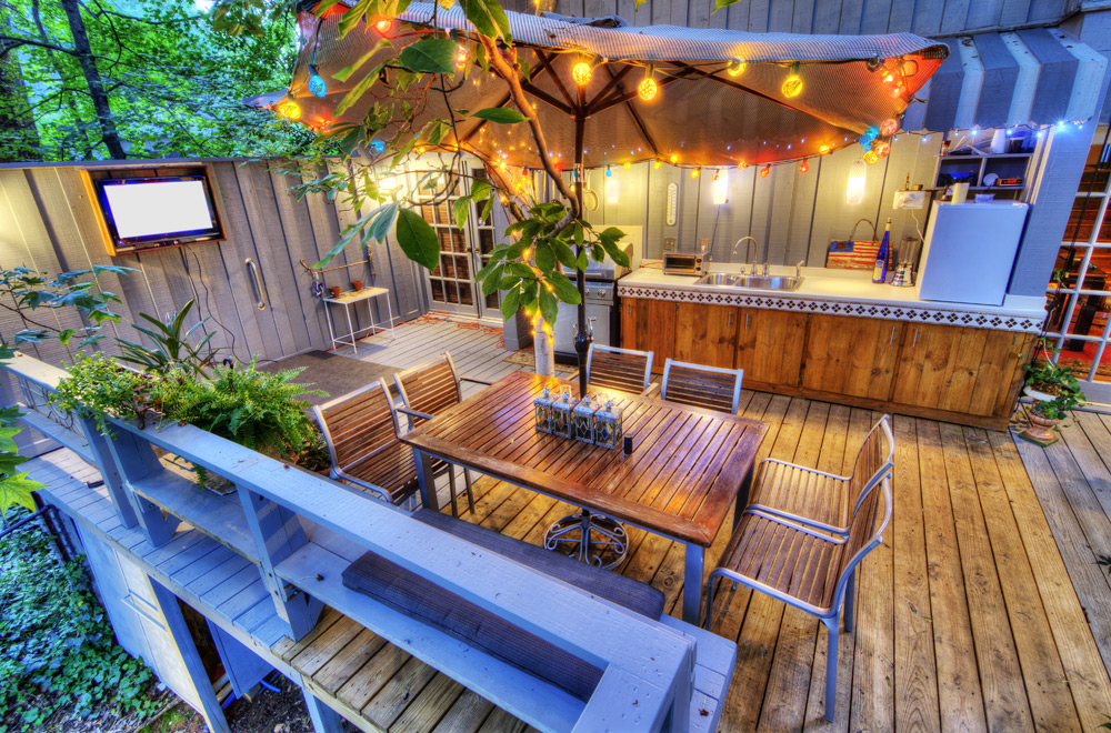 3 Great Outdoor Living Space Design Ideas — Malek Construction
