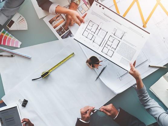 bringing interior design and construction together