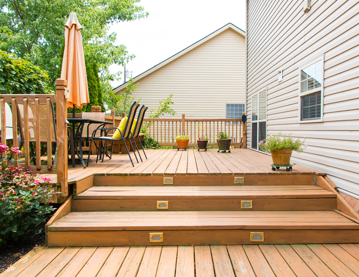 Outdoor Deck Ideas that Can Improve Your Backyard - Malek ...
