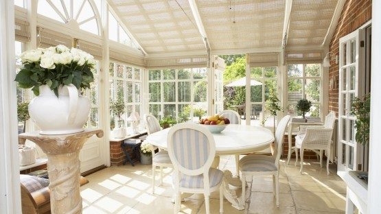 outdoor spaces cold climates